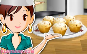 Muffin alla banana