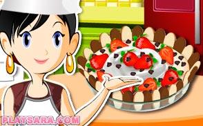 Giochi Di Cucina Con Sara Online Per Ragazze